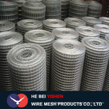 Hot saled welded mesh type and galvanized iron wire material wire mesh